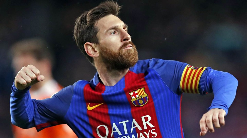 Lionel Messi signs new deal through 2020/21 season - FC Barcelona