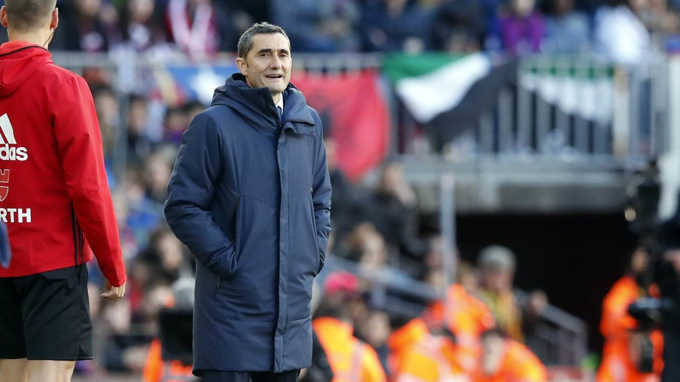 The blaugrana coach discusses the Athletic victory during his post-match press conference as well as his team's solidity over the course of the season