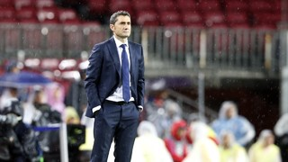 "Ernesto Valverde: ""We got three important points"""