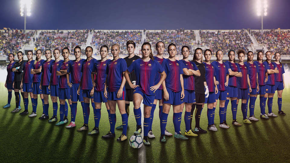 Stanley black decker becomes official partner of fc barcelona women 39 s team fc barcelona - Forlady barcelona ...