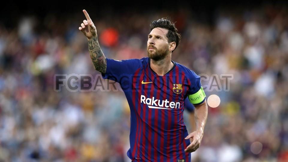 صور مباراة : برشلونة - PSV إندهوفن 4-0 ( 18-09-2018 )  98884206