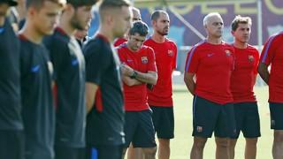 El tècnic blaugrana ha emès un missatge de suport amb l'atemptat de Barcelona d'aquest dijous