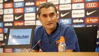"Ernesto Valverde: ""Comença un cicle difícil"""