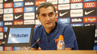 The Barça coach is under no illusions about the difficulty of Saturday's away trip to Leganés in La Liga