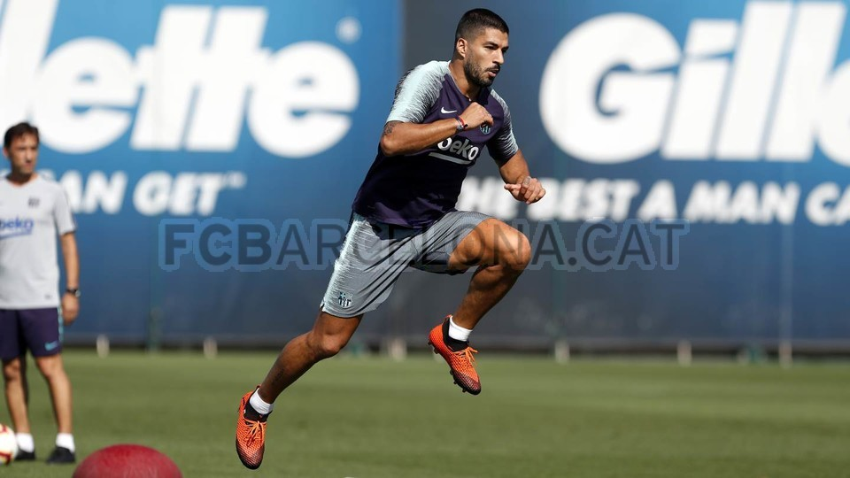 تدريبات مكثفة في برشلونة استعداداً لمباراة الأحد ضد جيرونا 21-09-2018 99246958