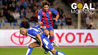 ¡¡GOAL MORNING!! ¡¡Que golazo de Deco!!