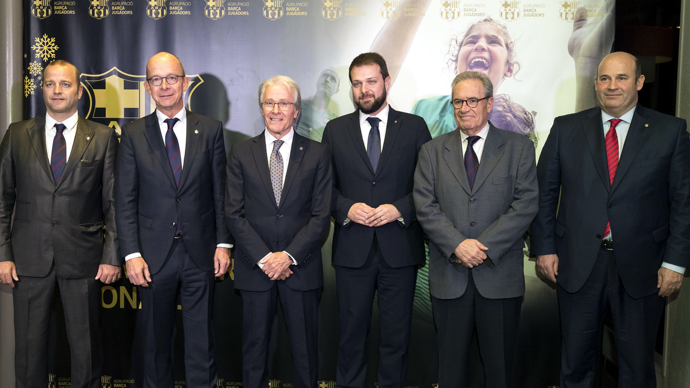 Over 400 people participated in the BPA event which had Blaugrana values and Barça's living history at its very heart.