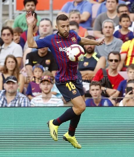 صور مباراة : برشلونة - هويسكا 8-2 ( 02-09-2018 )  97495407