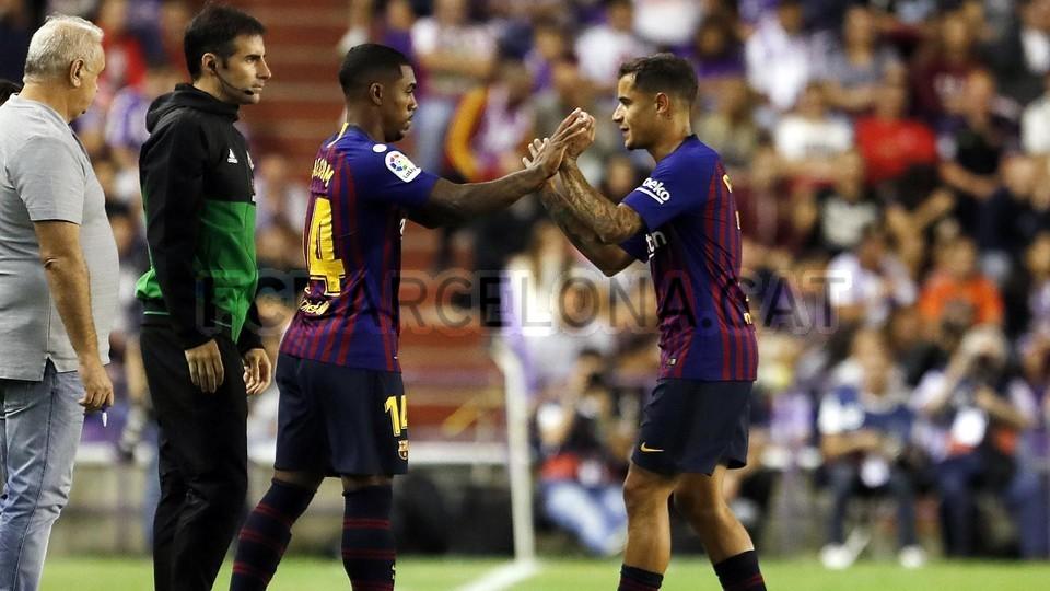 صور مباراة : بلد الوليد - برشلونة 0-1 ( 25-08-2018 )  96710767