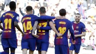 El crac argentí assoleix una nova xifra rodona contra l'Athletic i suma ja 542 dianes amb el primer equip: 8 gols van ser amb el dorsal '30', i 34, amb el '19'