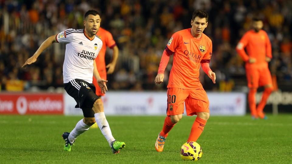cef719c71 The Club will appeal against Messi s yellow card against Valencia ...