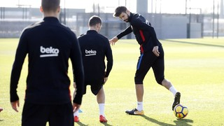 Move of the week #2: el giro de Gerard Piqué...