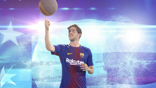 FC Barcelona releases a promotional video touting its upcoming summer tour in the United States, exactly one month before the team is set to arrive in New York