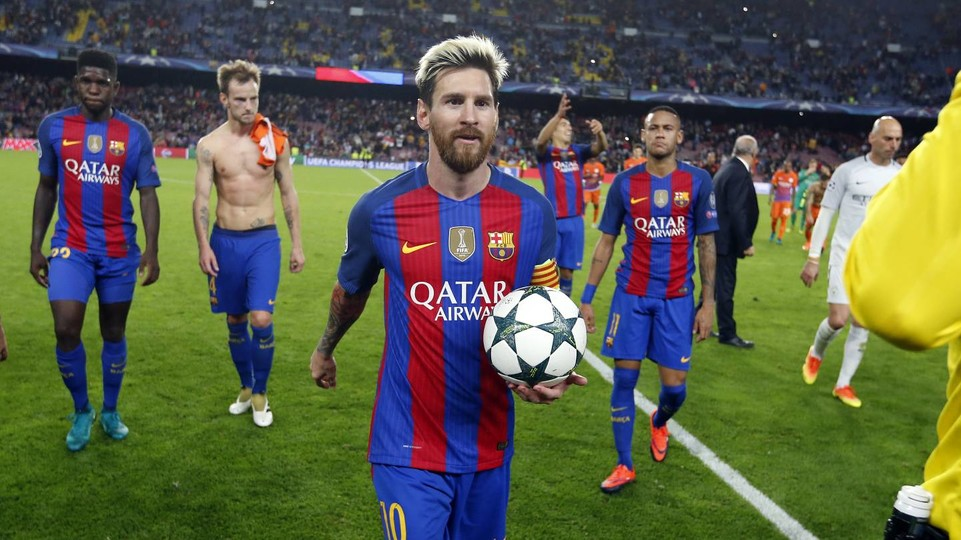 Leo Messi There Can Be Only One