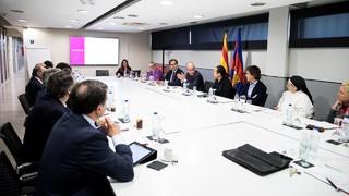 El Patronato ha sido informado de los avances de las nuevas actividades relacionadas con el nuevo Plan Estratégico