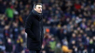 "Luis Enrique: ""I am delighted because it has been a tough tie from the start"""