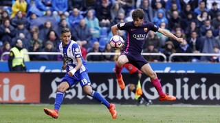 Deportivo 2 - FC Barcelona 1 (1 minute)