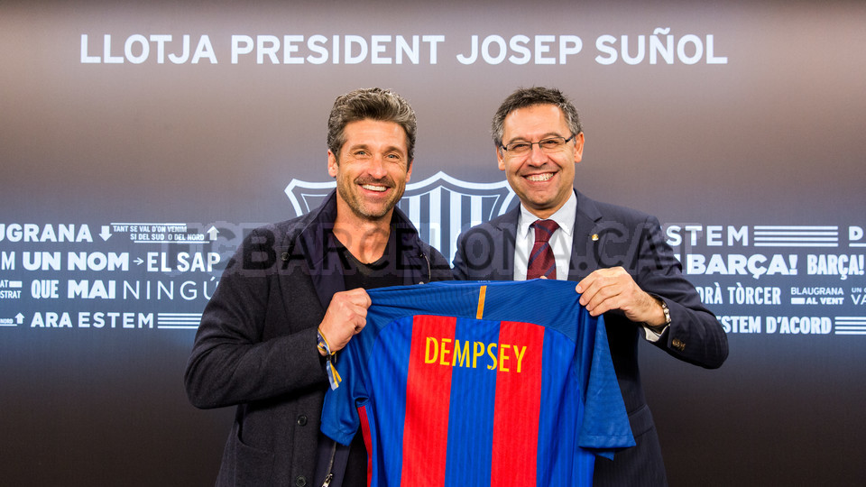 ¿Cuánto mide Patrick Dempsey? - Altura - Real height 37656178