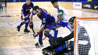 FC Barcelona Lassa 8 - ICG Lleida 1