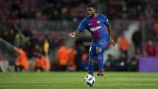 Umtiti's great performance against Valencia