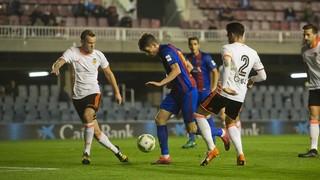 Valencia Mestalla 0 – FC Barcelona B 4