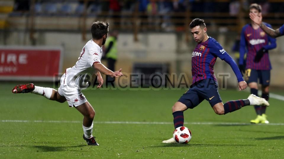 صور مباراة : كولتورال ليونيسا - برشلونة 0-1 ( 31-10-2018 ) كأس ملك إسبانيا 101926770