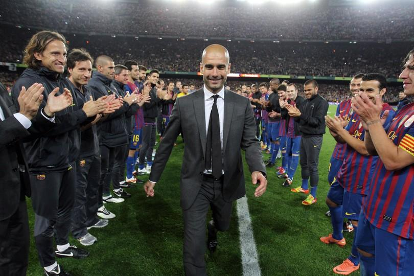 Image result for pep guardiola barcelona