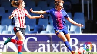 FC Barcelona Femení – Athletic Club: Immerescuda derrota (0-1)