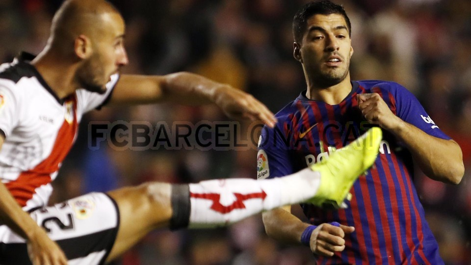 صور مباراة : رايو فاليكانو - برشلونة 2-3 ( 03-11-2018 )  102063987