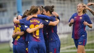 FC Barcelona 5 - Levante 0 (Liga)