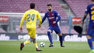 FC Barcelona - Las Palmas (1 minut)