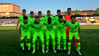 CD Alcoyano - FC Barcelona B: Derrota en el debut (3-1)