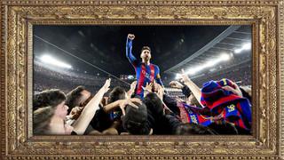 La intrahistoria de la foto más querida del FC Barcelona
