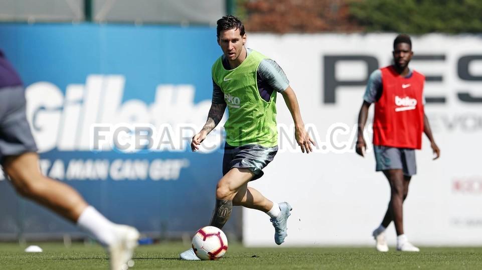 تدريبات مكثفة في برشلونة استعداداً لمباراة الأحد ضد جيرونا 21-09-2018 99246964