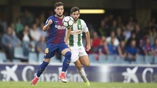 FC Barcelona B 4 - Córdoba 0