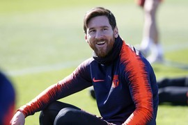 Squad named and trained for Atletico Madrid game