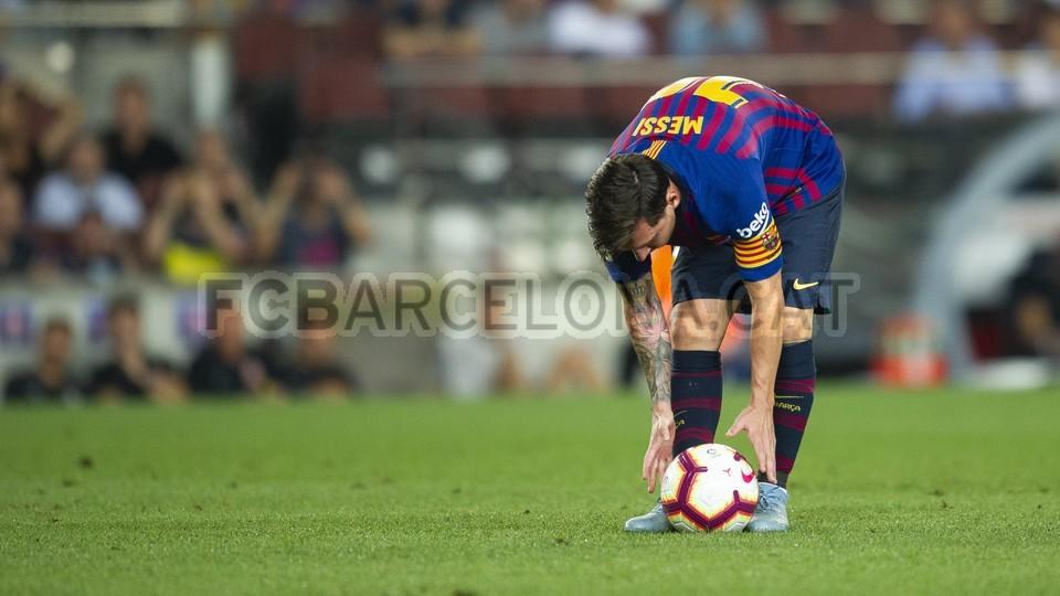 صور مباراة : برشلونة - جيرونا 2-2 ( 23-09-2018 )  99551862