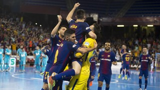 FC Barcelona Lassa – Movistar Inter: A fifth match is needed (3-3; 3-1 on penalties)