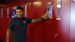 Who is who? Paulinho describes his new team mates