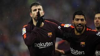Espanyol 1 - FC Barcelona 1 (1 minuto)