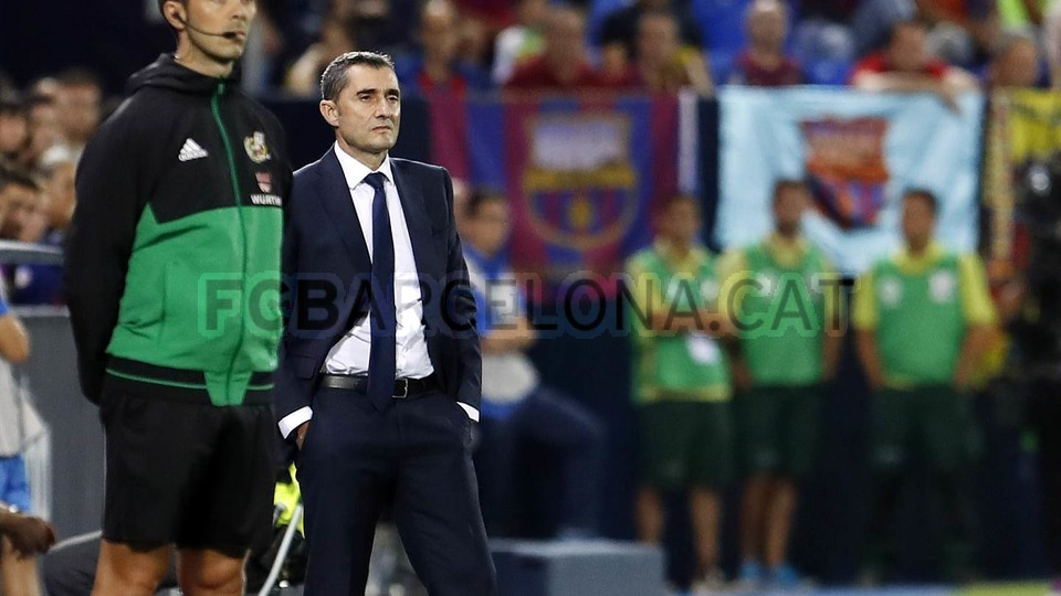 صور مباراة : ليغانيس - برشلونة 2-1 ( 26-09-2018 ) 99772791