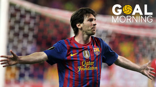 ¡Goal Morning! Two days left for the Spanish Cup Final...