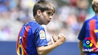 Tots els gols de l'Aleví A al Torneig Internacional de LaLiga Promises de Nova York