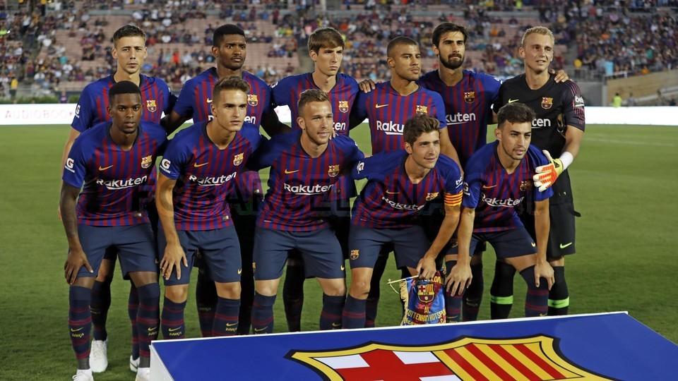 Maillot Domicile FC Barcelona Arthur