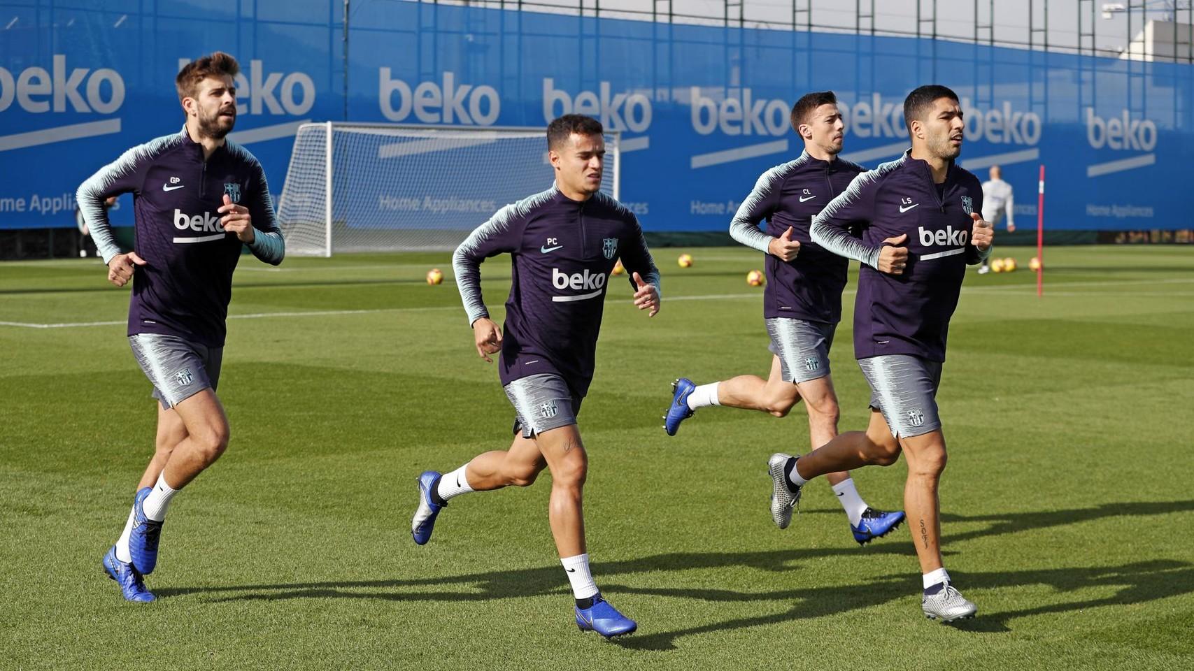 إستعدادات برشلونة لمباراة الكلاسيكو 26-10-2018 101593207