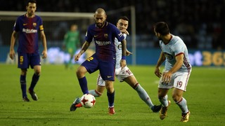 Celta 1-1 FC Barcelona: Nothing decided