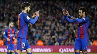 FC Barcelona 4 - València 2 (3 minuts)