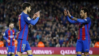 FC Barcelona 4 - Valencia 2 (3 minutes)