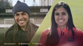 Rosengard v FC Barcelona: Marta v Andressa