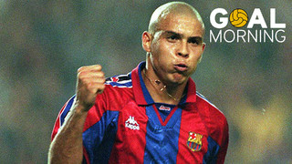 Goal Morning! Ronaldo - FCB vs Real Sociedad